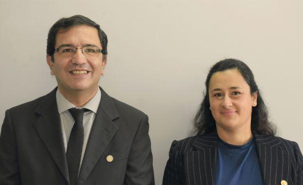 <p><strong>Director:</strong> Mg. Arq. Silvia Susana VEGA</p>  <p><strong>Sub Director:</strong> Mg. Arq. Daniel LENZO</p>  -