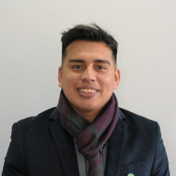 Sr. Fernando Martín GÓMEZ AMARFIL - Coordinador de Asuntos Estudiantiles